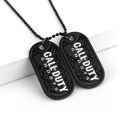 Call Duty's Ghosts Necklace