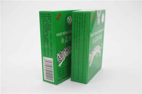 2PCS White Tiger Balm