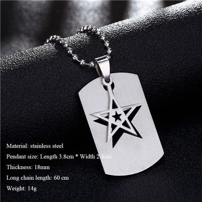 Army Nameplate Anchor Note cross Shaving blade