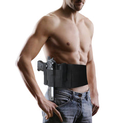 Tactical Padded Concealed Pistol Holster