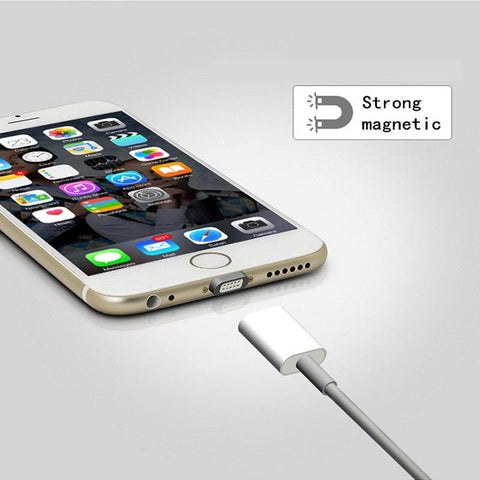 Magnetic Adapter Charger USB Charging Line Cable For Apple iPhone 5/5s/6/6 plus/6s/6s plus
