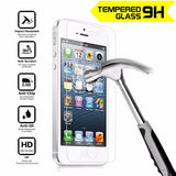 Premium Real Screen Protector Tempered Glass For iPhone