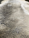 Dusty Grey Sheepskin