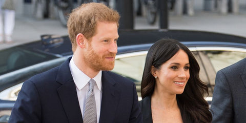 Prince Harry Meghan Markle Royal Wedding Bridal Jewellery