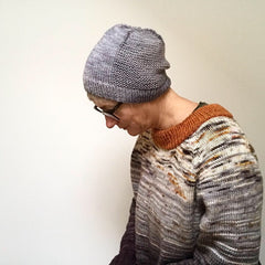 barley light hat by tincan knits