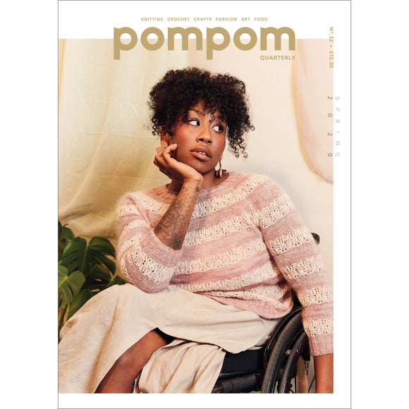 pom pom quarterly - Issue 32 - Spring 2020