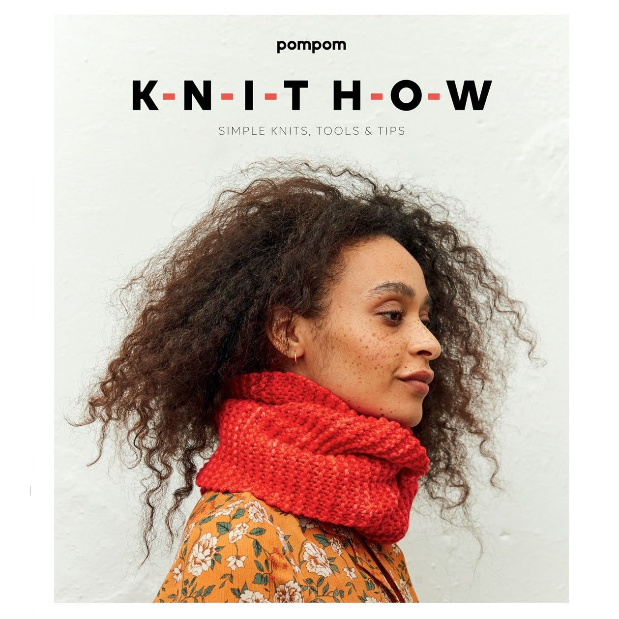 pompom - K-n-i-t H-o-w - simple knits, tools and tips