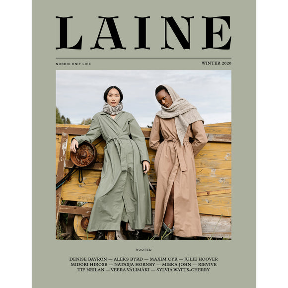 Laine - Nordic Knit Life - issue 10