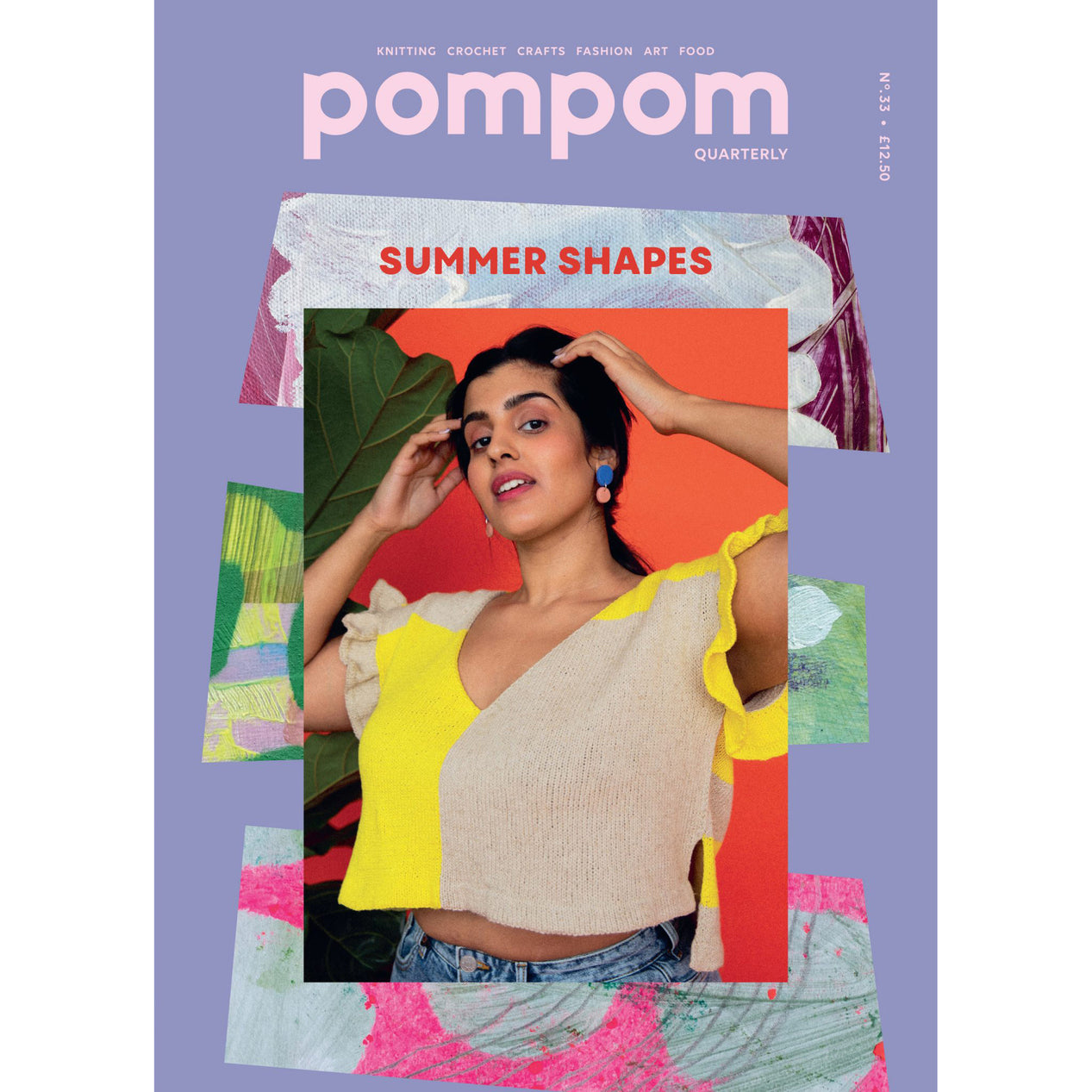 pom pom quarterly - Issue 33 - Summer 2020