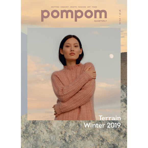 pom pom quarterly - Issue 31 - Winter 2019