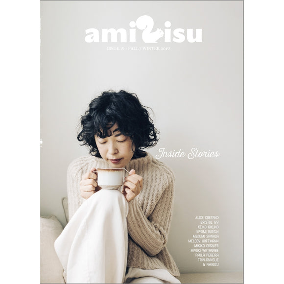 amirisu - issue 19 - Fall/Winter 2019