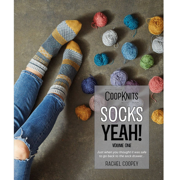 CoopKnits - Socks Yeah! - volume one