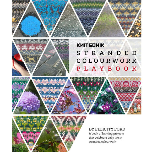 Knitsonik - Stranded Colourwork Playbook