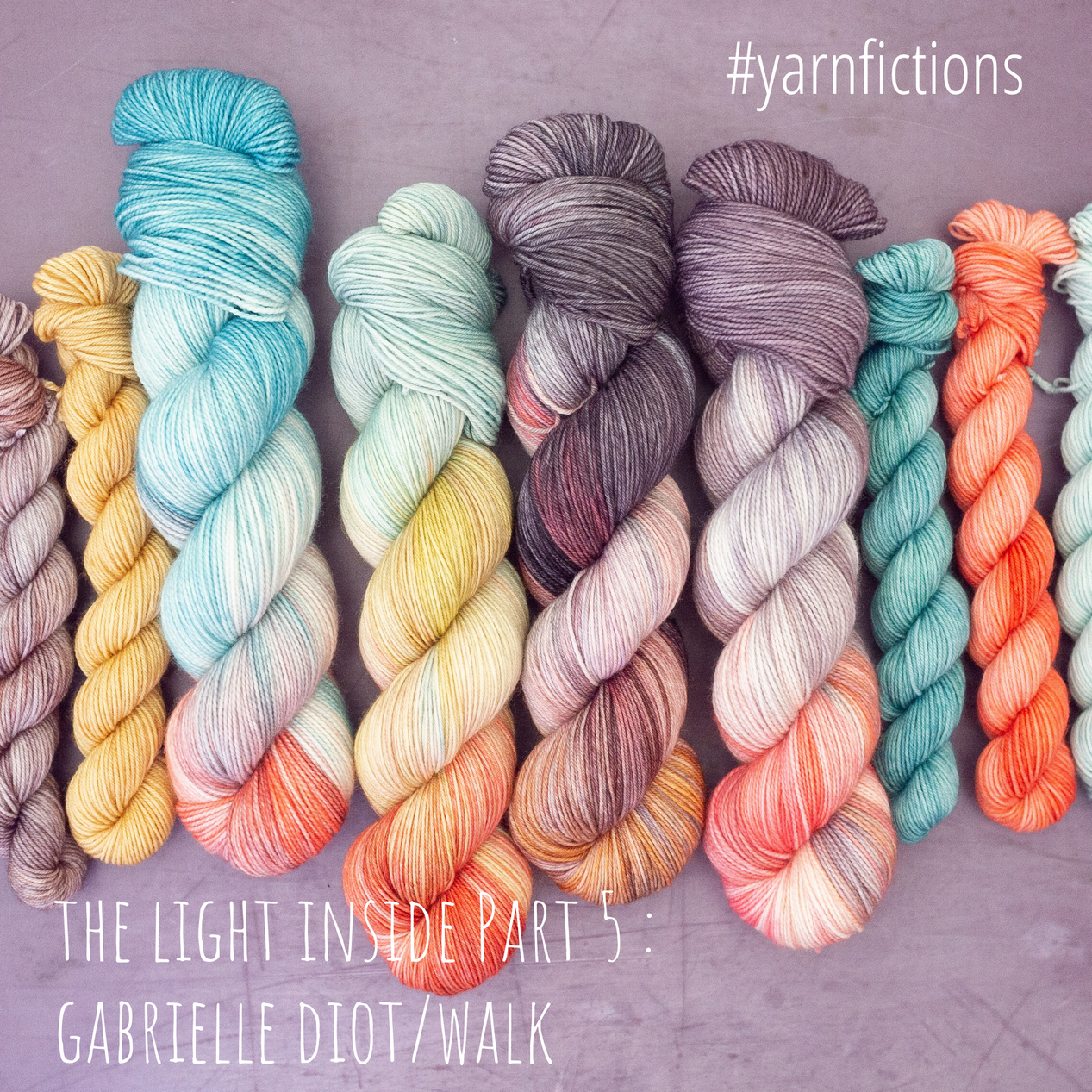 meadowyarn - the light inside : 5 : gabrielle diot/walk