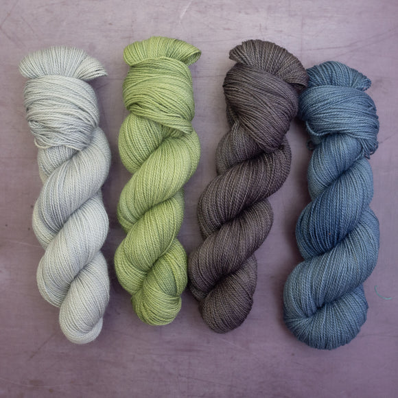 Meadowyarn - Pent | fingering/sock/4ply