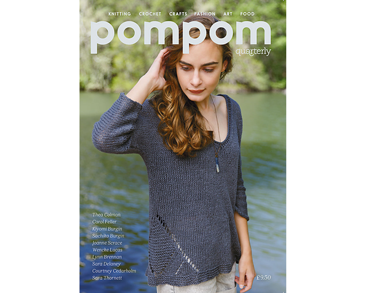 pompom quarterly - Issue 17 - Summer 2016