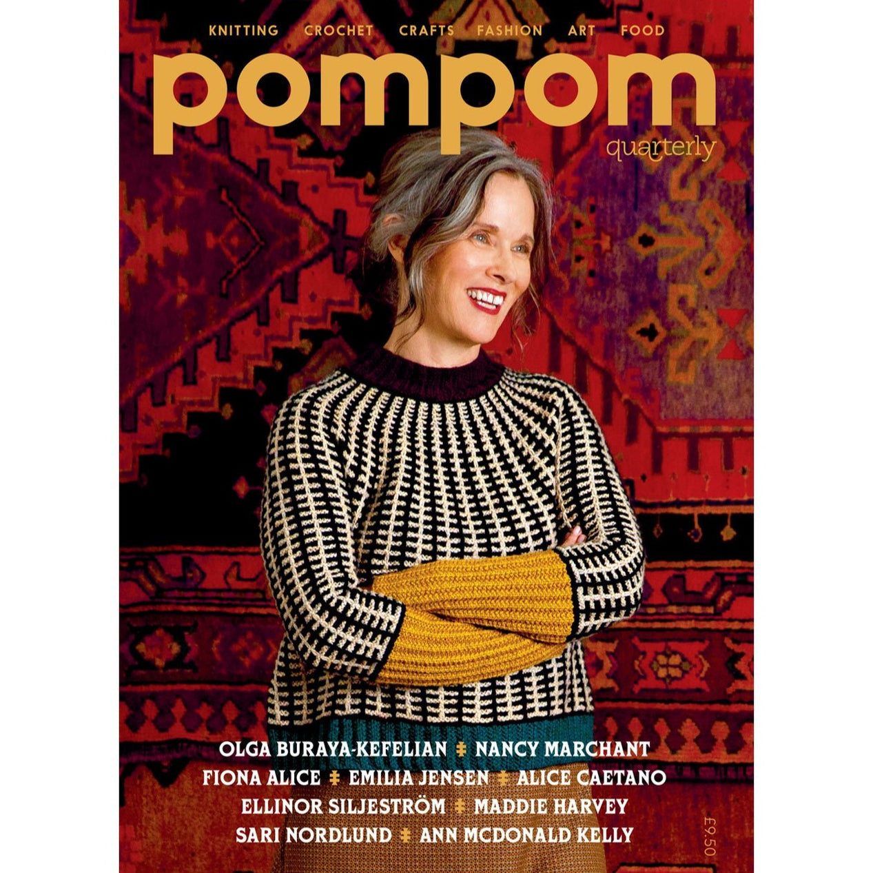 pompom quarterly - Issue 22 - Autumn 2017