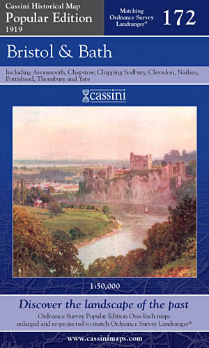 Popular Edition 172 - Bristol and Bath - 1919