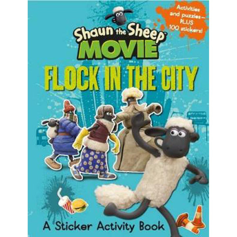 Shaun the Sheep: Flock in the City