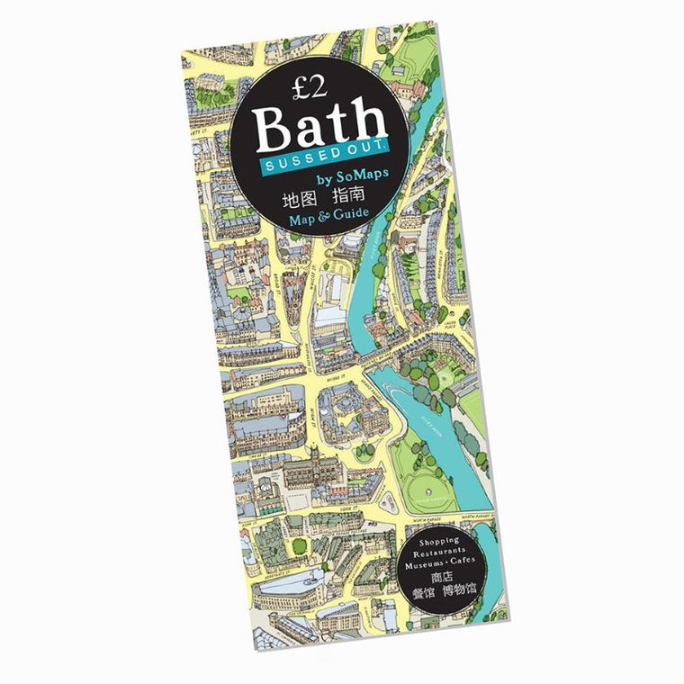 Bath by So Maps