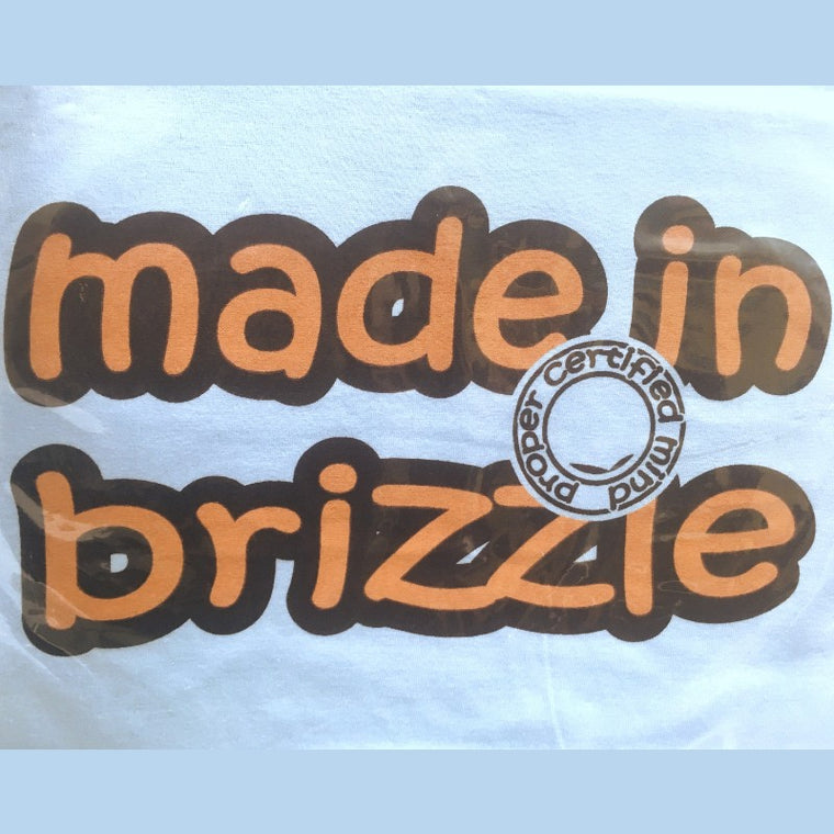 Made in Brizzle Tshirt S