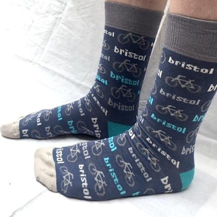 Bristol Bike Socks - Beast