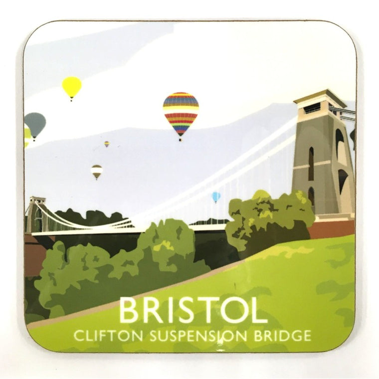 Bristol Clifton Suspension Bridge Coaster