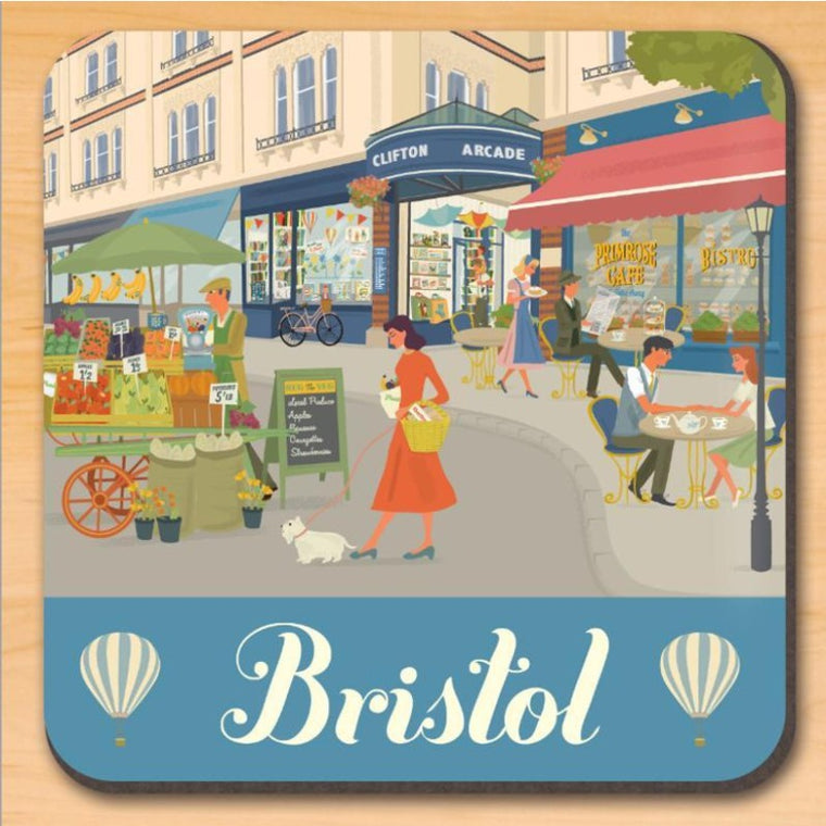 Bristol Coasters - Clare Phillips