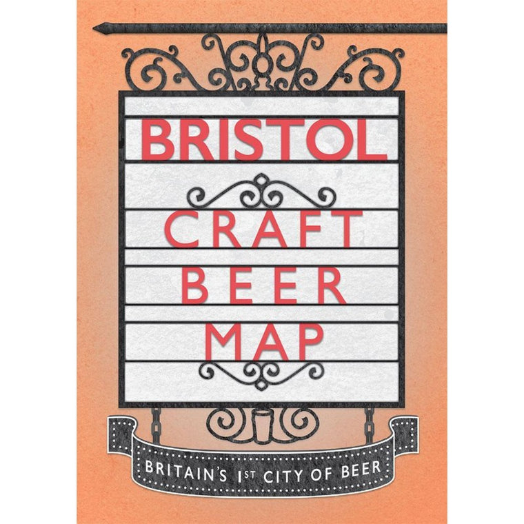 Bristol Craft Beer Map