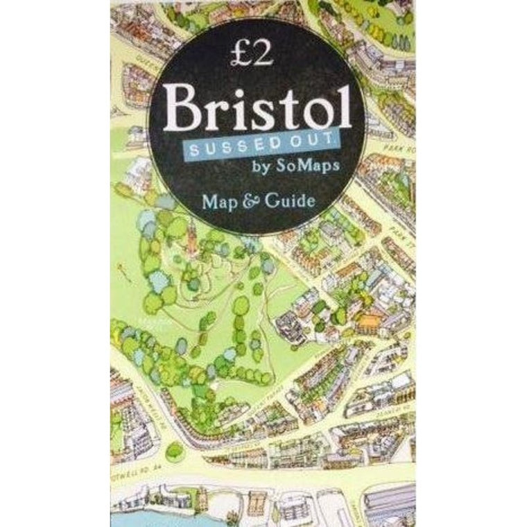 Bristol Sussed Out Map
