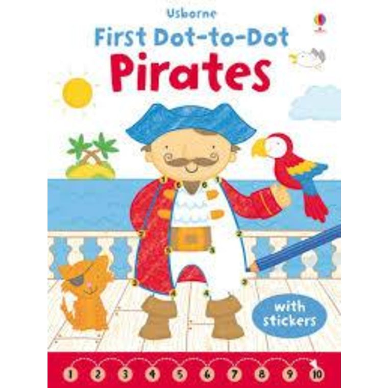 First Dot-To-Dot: Pirates