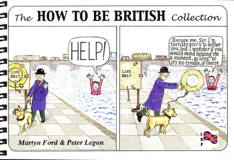 How to be British: Collection One