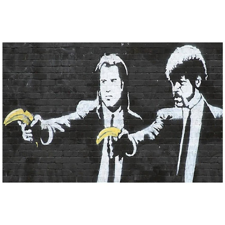 Pulp Fiction Postcard