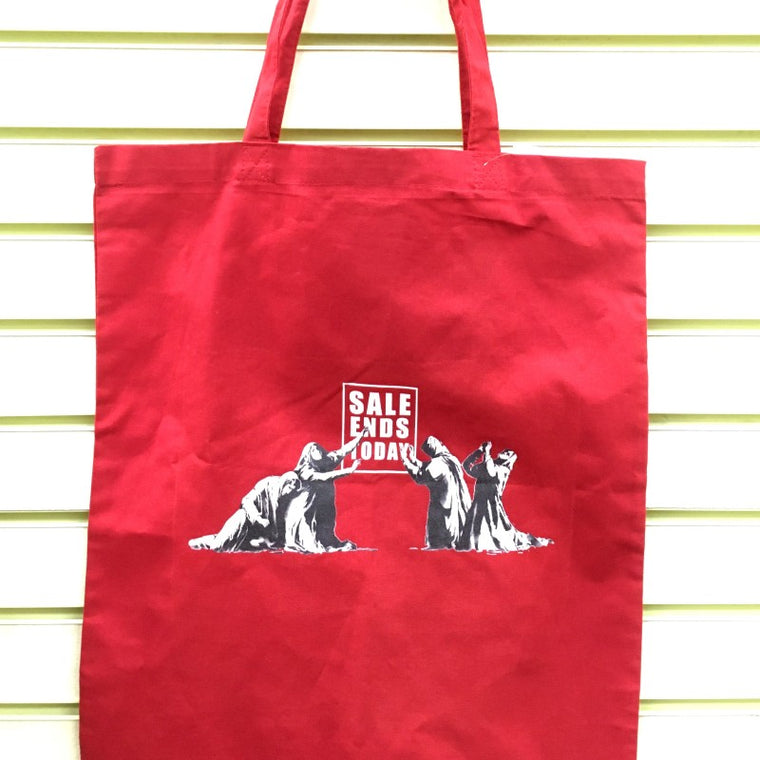 Sale Ends Today Tote Bag