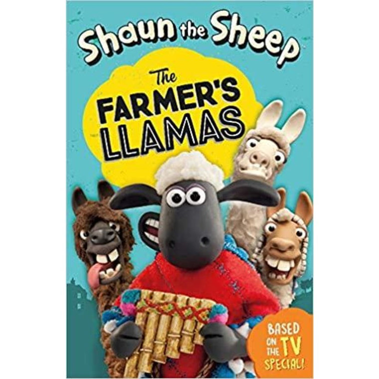 Shaun the Sheep - The Farmer's Llama