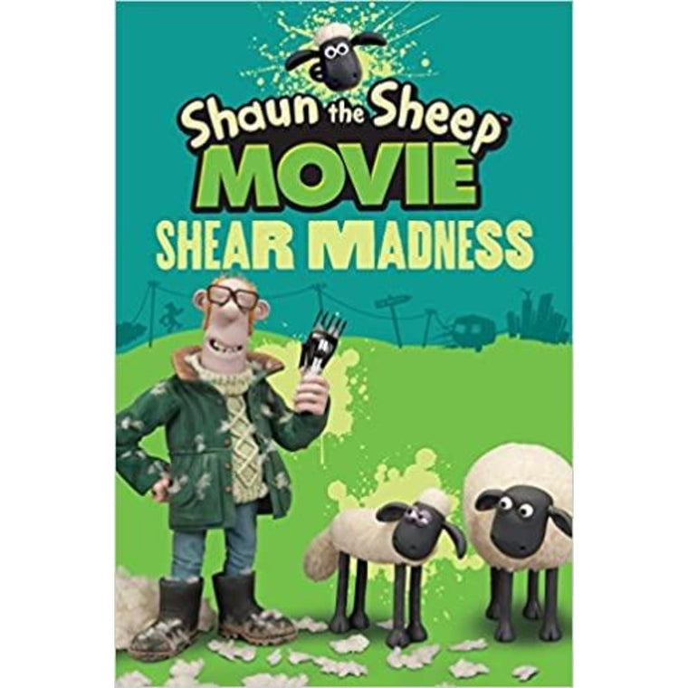 Shaun the Sheep Movie: Shear Madness