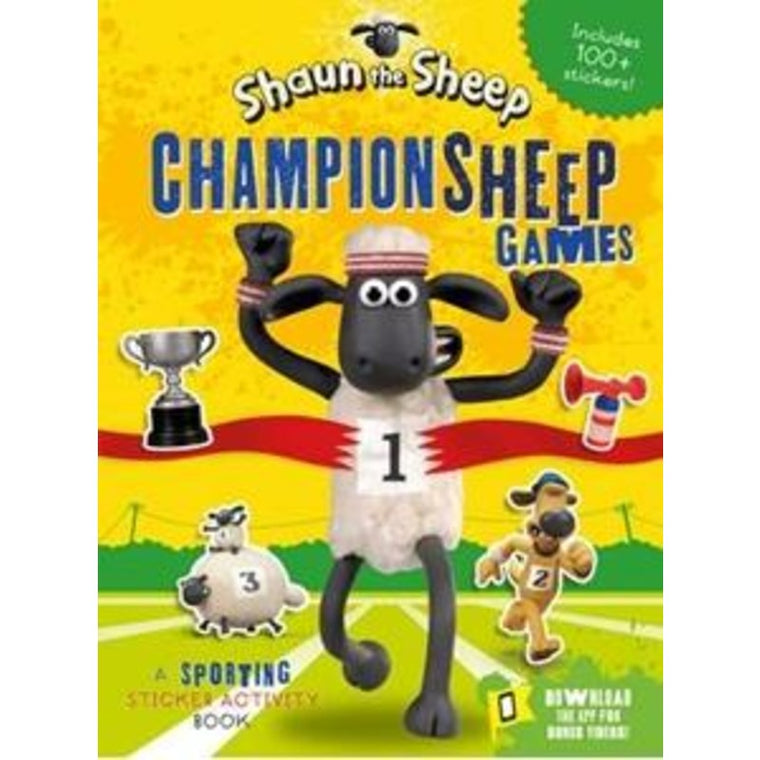 Shaun the Sheep: Champion Sheep Games