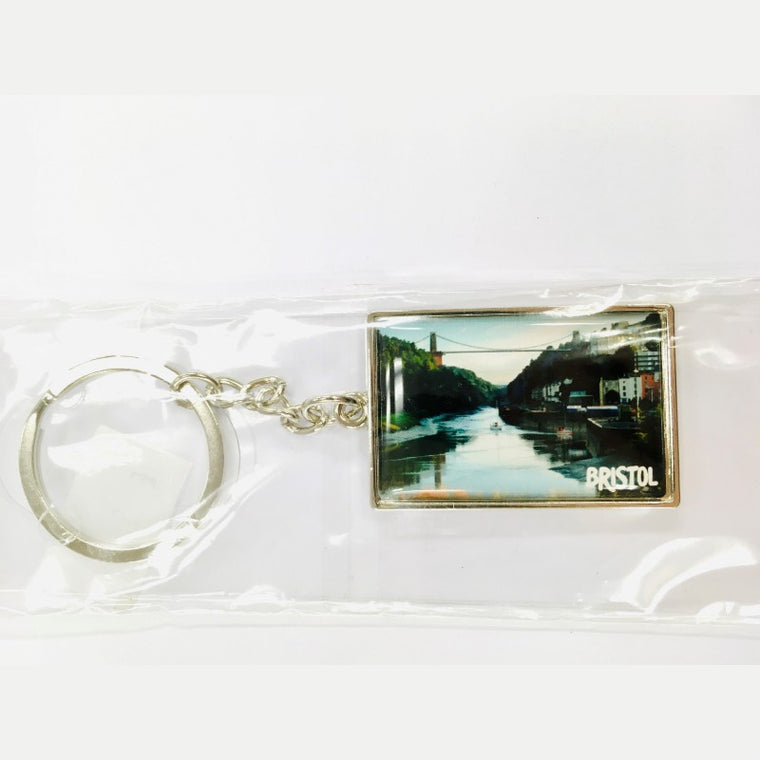 Suspension Bridge Keyring