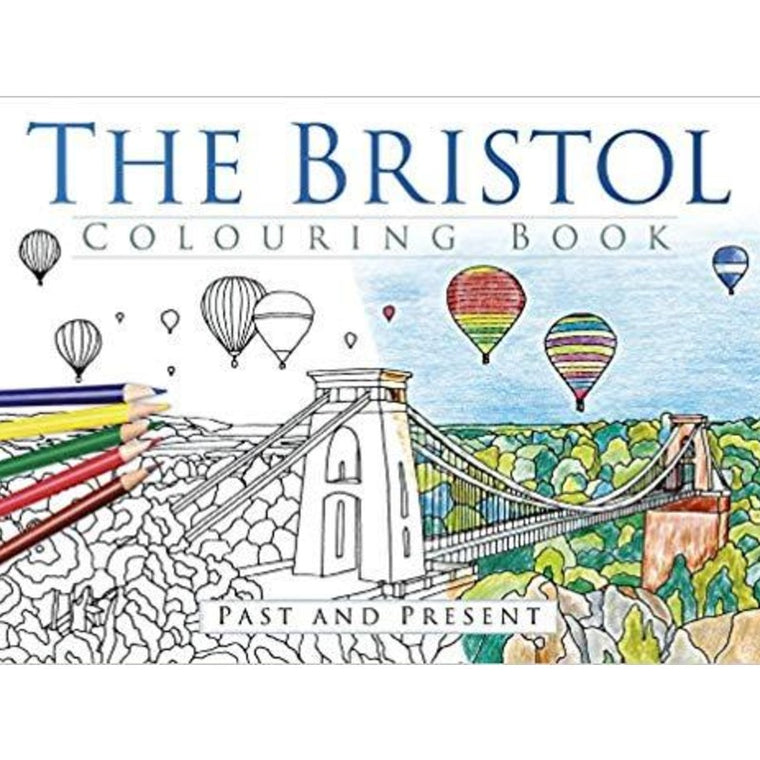 The Bristol Colouring Book