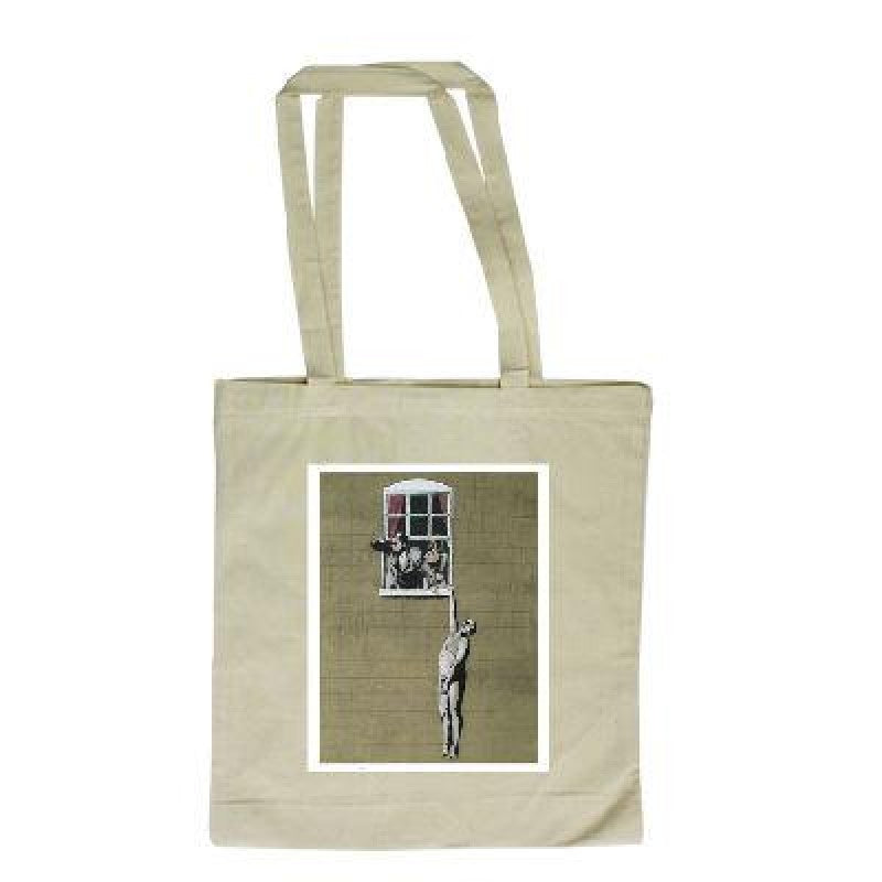 'Well Hung Lover' Tote Bag