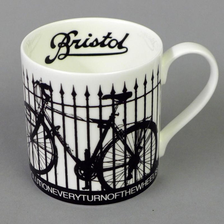 Bristol Bicycles Mug