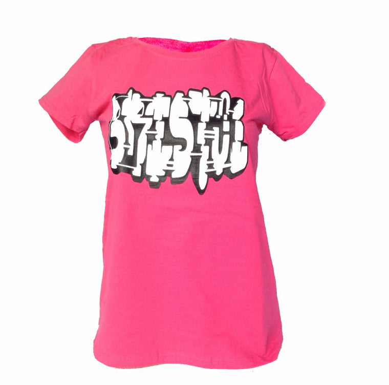Bristol Graffiti Ladies T-Shirt