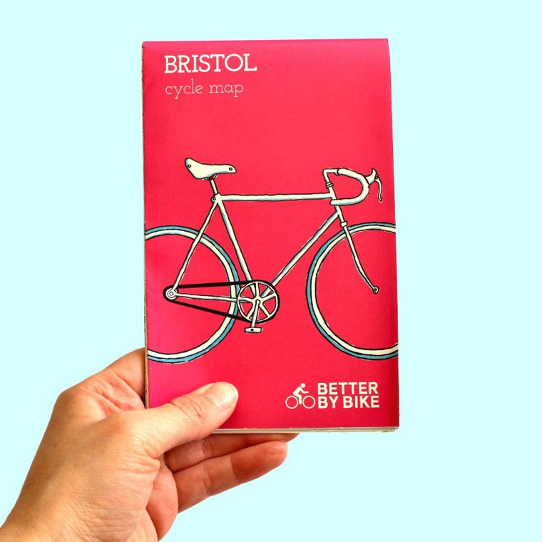 Bristol Cycle Map