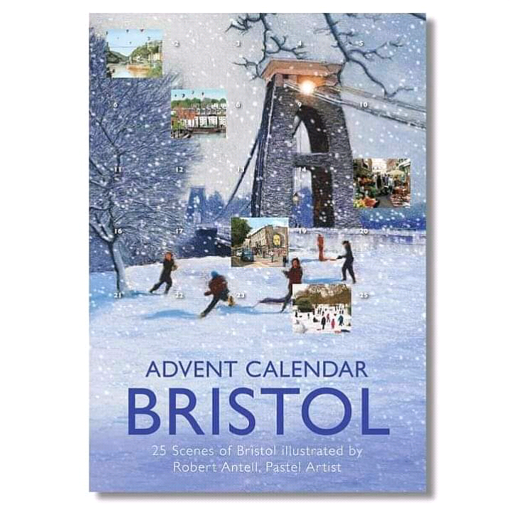 Bristol Illustrated Advent Calendar