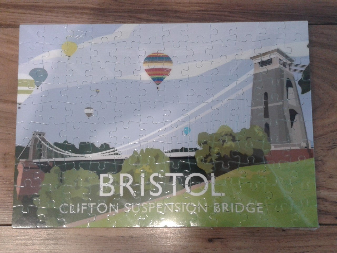 Clifton Suspension Bridge Jigsaw Puzzle
