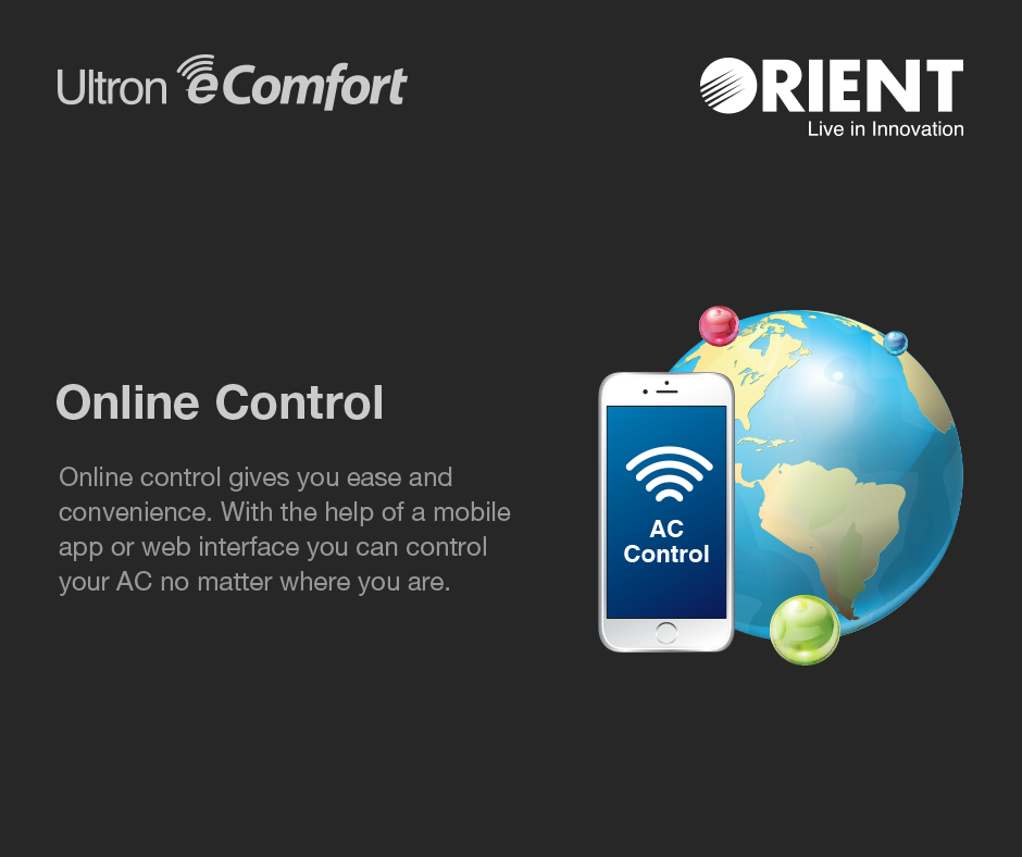 Orient's Step by Step Guide for making a Smart AC Account