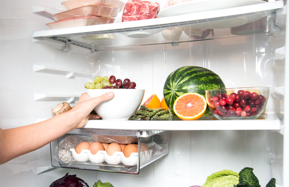 3 Tips to Increase Your Refrigerator's Efficiency This Winter