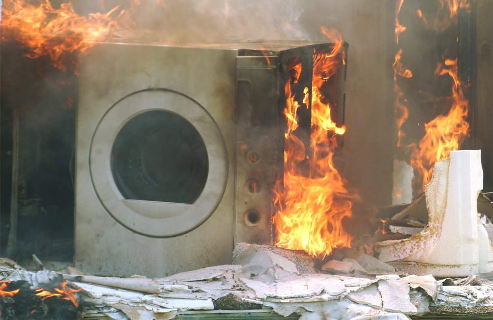 Life-Saving Tips: What to Do If an Electrical Appliance Catches Fire