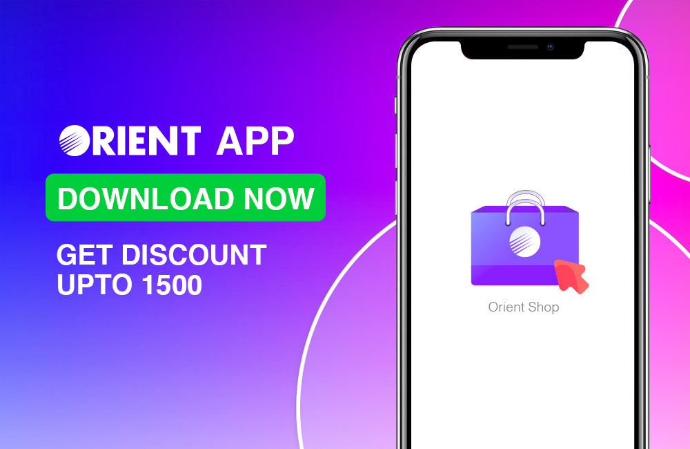 Orient Officially Launches its Mobile App To Facilitate