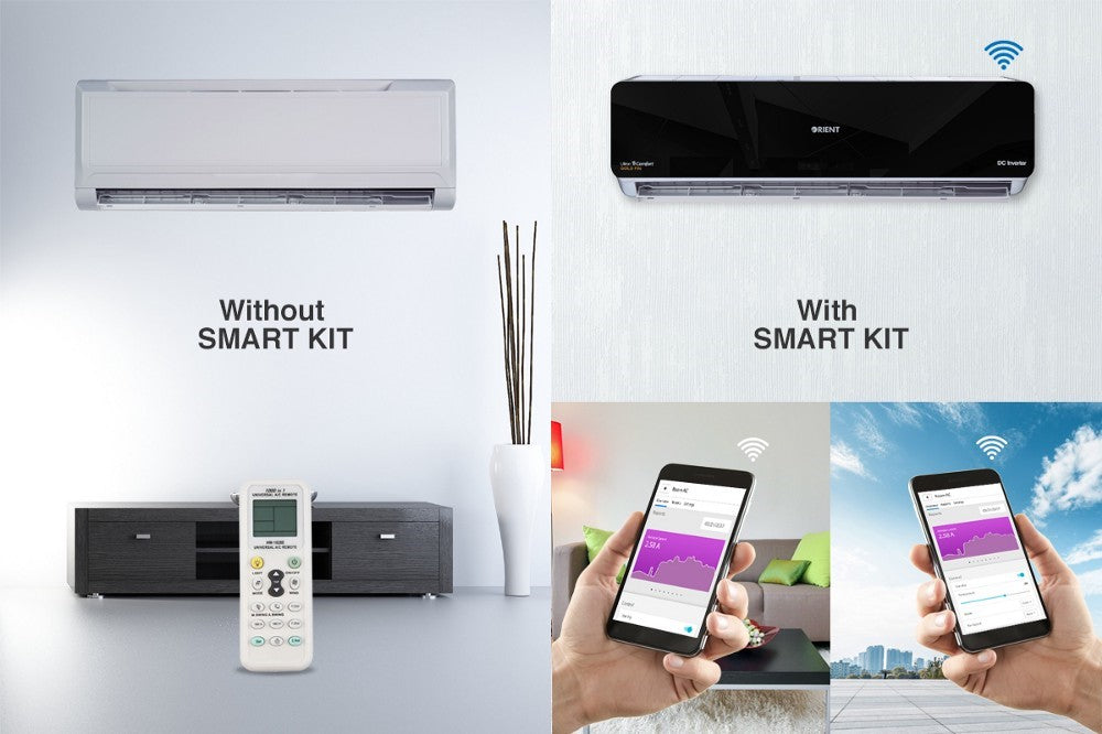 Here's How You Can Make Your Conventional AC Smart